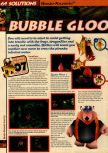 Scan of the walkthrough of Banjo-Kazooie published in the magazine 64 Solutions 06, page 25