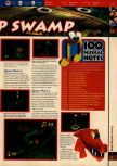 Scan of the walkthrough of Banjo-Kazooie published in the magazine 64 Solutions 06, page 28