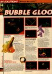 Scan of the walkthrough of Banjo-Kazooie published in the magazine 64 Solutions 06, page 29