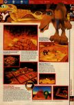 Scan of the walkthrough of Banjo-Kazooie published in the magazine 64 Solutions 06, page 40