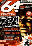 Cover scan of magazine 64 Solutions  07