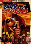 Scan of the walkthrough of Banjo-Kazooie published in the magazine 64 Solutions 07, page 1