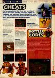 Scan of the walkthrough of Banjo-Kazooie published in the magazine 64 Solutions 07, page 2