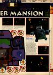 Scan of the walkthrough of Banjo-Kazooie published in the magazine 64 Solutions 07, page 4