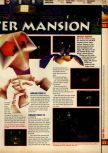 Scan of the walkthrough of Banjo-Kazooie published in the magazine 64 Solutions 07, page 8