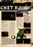 Scan of the walkthrough of Banjo-Kazooie published in the magazine 64 Solutions 07, page 14