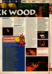 Scan of the walkthrough of Banjo-Kazooie published in the magazine 64 Solutions 07, page 20