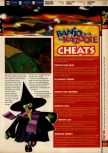 Scan of the walkthrough of Banjo-Kazooie published in the magazine 64 Solutions 07, page 28