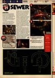 Scan of the walkthrough of Forsaken published in the magazine 64 Solutions 07