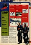 Scan of the walkthrough of 1080 Snowboarding published in the magazine 64 Solutions 08, page 4