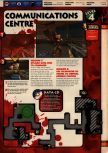 Scan of the walkthrough of Quake II published in the magazine 64 Solutions 13, page 6