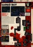 Scan of the walkthrough of Quake II published in the magazine 64 Solutions 13, page 10
