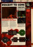 Scan of the walkthrough of Quake II published in the magazine 64 Solutions 13, page 20