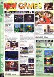 Scan of the preview of Blade & Barrel published in the magazine Computer and Video Games 178, page 1