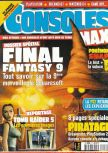 Cover scan of magazine Consoles Max  14