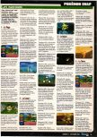 Scan of the walkthrough of Pokemon Snap published in the magazine Consoles Max 14