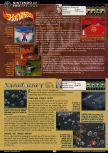 Scan of the review of Starcraft 64 published in the magazine GamePro 134, page 1