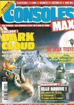 Cover scan of magazine Consoles Max  16