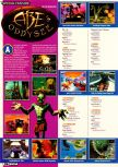 Scan of the article Pre-E3 1997 published in the magazine Electronic Gaming Monthly 096, page 3