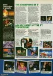 Scan of the article E3 1997 published in the magazine Electronic Gaming Monthly 098, page 6