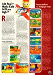 Scan of the review of Diddy Kong Racing published in the magazine Electronic Gaming Monthly 101, page 2