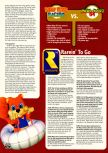 Scan of the review of Diddy Kong Racing published in the magazine Electronic Gaming Monthly 101, page 4