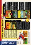 Scan of the walkthrough of  published in the magazine Electronic Gaming Monthly 103, page 1
