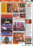 Scan of the preview of Sin and Punishment: Successor of the Earth published in the magazine Consoles Max 18