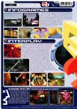 Scan of the article E3 2000 published in the magazine Gamers' Republic 14, page 10