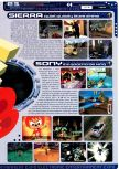 Scan of the article E3 2000 published in the magazine Gamers' Republic 14, page 19