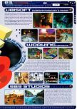 Scan of the article E3 2000 published in the magazine Gamers' Republic 14, page 23