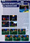 Scan of the article E3 2000 published in the magazine Gamers' Republic 14, page 28