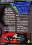 Scan of the article Get online with your N64! published in the magazine Q64 6, page 3
