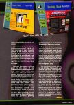 Scan of the article Get online with your N64! published in the magazine Q64 6, page 4