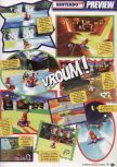 Scan of the preview of Diddy Kong Racing published in the magazine Le Magazine Officiel Nintendo 01