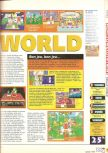 Scan of the review of 64 Toranpu Collection: Alice no Waku Waku Toranpu World published in the magazine X64 14