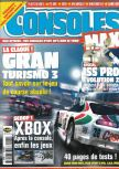 Cover scan of magazine Consoles Max  21