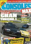 Cover scan of magazine Consoles Max  23