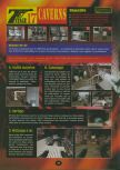 Scan of the walkthrough of Goldeneye 007 published in the magazine 64 Player 2
