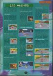 Scan of the walkthrough of  published in the magazine 64 Player 3, page 2