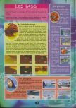Scan of the walkthrough of  published in the magazine 64 Player 3, page 5