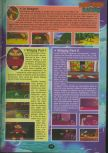 Scan of the walkthrough of  published in the magazine 64 Player 3, page 6