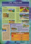 Scan of the walkthrough of  published in the magazine 64 Player 3, page 7