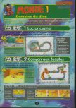 Scan of the walkthrough of  published in the magazine 64 Player 3, page 8