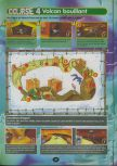 Scan of the walkthrough of  published in the magazine 64 Player 3, page 11