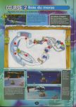 Scan of the walkthrough of  published in the magazine 64 Player 3, page 13