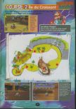 Scan of the walkthrough of  published in the magazine 64 Player 3, page 18
