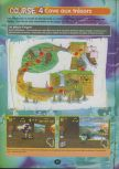 Scan of the walkthrough of  published in the magazine 64 Player 3, page 21