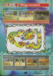 Scan of the walkthrough of  published in the magazine 64 Player 3, page 23