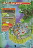 Scan of the walkthrough of  published in the magazine 64 Player 3, page 25